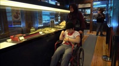 yurt disi -  Bozüyük'te 'engelsiz' müze