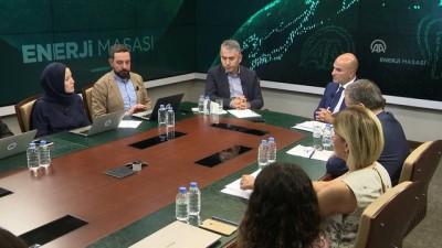 ELDER Yönetim Kurulu Başkanı Çeçen - Akıllı şebekeler vizyonu - ANKARA
