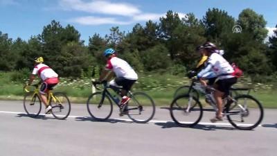 bakanlik - Engelli hakları için Lahey'e bisiklet turu - EDİRNE