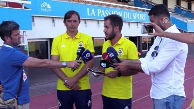 basin mensuplari - Fenerbahçe Teknik Direktörü Phillip Cocu - EVIAN