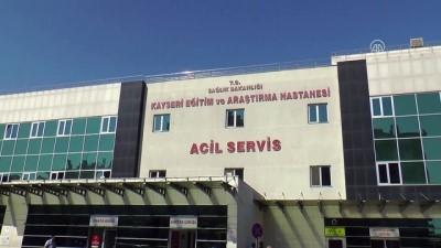 FETÖ'nün 'subay mahrem yapılanması' operasyonu - KAYSERİ