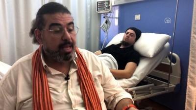İllüzyonist Aref'in tedavisi en az bir gün daha sürecek - KAHİRE