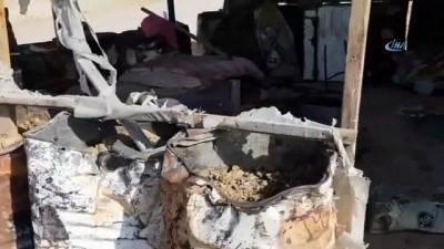- İsrail'den Gazze'ye Hava Saldırısı: 1 Ölü, 3 Yaralı