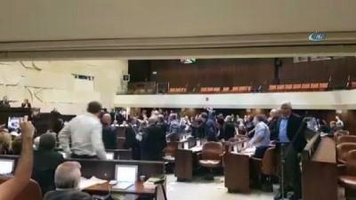 """yurt disi -  - İsrail Parlamentosu """"ulus Devlet Yasasını"""" Onayladı"""
