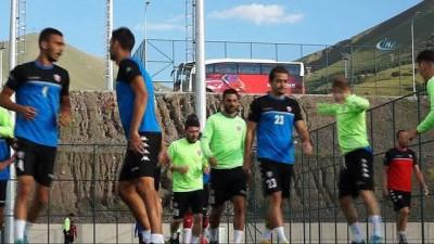 rektor - Karabükspor sezon hazırlıklarını yoğun tempoda sürdürüyor