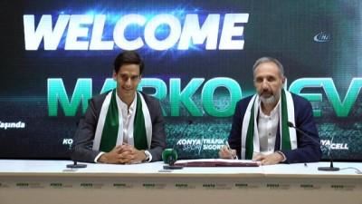 forma - Marko Jevtovic Atiker Konyaspor'da