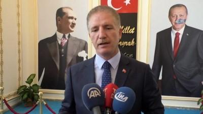 Sivas Valisi Davut Gül: 'İçme suları ile ilgili her hangi bir sıkıntı yok'