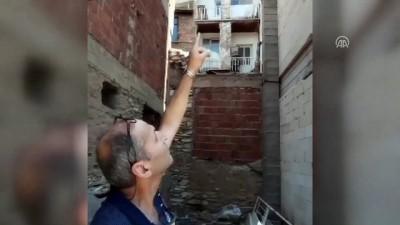 Sokak köpeği inşaatta asılı halde bulundu - DENİZLİ