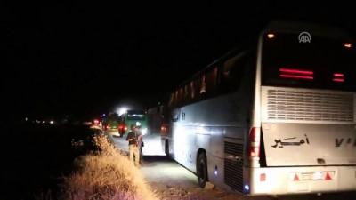 rejim karsiti - Suriye'de karşılıklı tahliyeler başladı - İDLİB