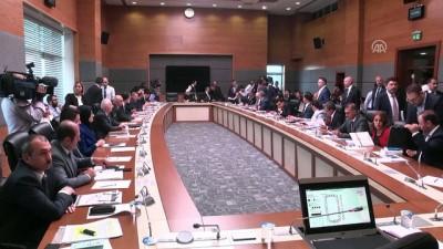 TBMM Adalet Komisyonunda görüşmeler başladı - ANKARA