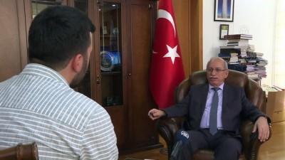Türk Tarih Kurumu Başkanı Turan (2) - ANKARA