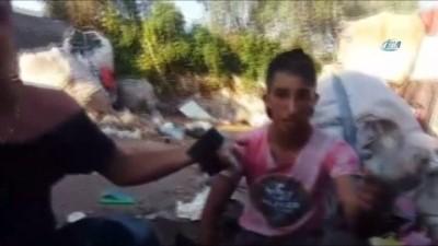 amator -  Vatandaşlar hırsızları yakalayarak polise teslim etti