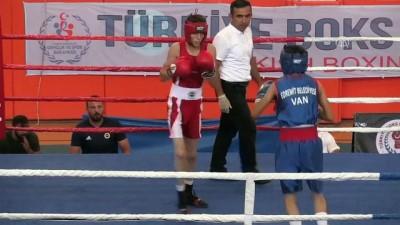 gures - Yıldız Erkekler Türkiye Ferdi Boks Şampiyonası - KAHRAMANMARAŞ