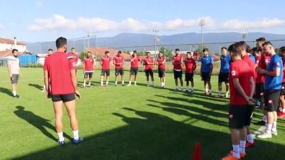 Boluspor'da yeni sezon hazırlıkları - BOLU