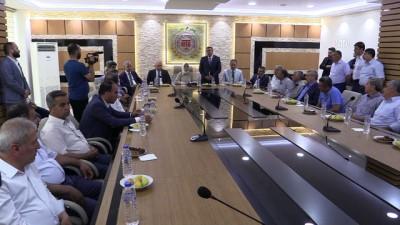 Çalık: 'Hedefimiz, büyüyen ve gelişen bir Türkiye inşa etmek' - MALATYA