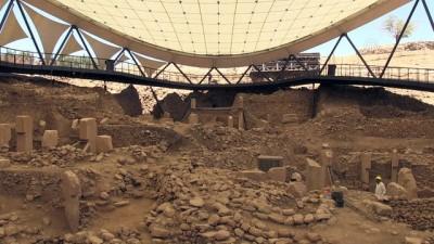 Göbeklitepe'de UNESCO hareketliliği - ŞANLIURFA