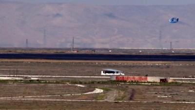 Konya'da nefes kesen askeri tatbikat