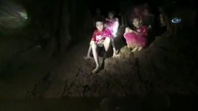 - Tayland'da kaybolan genç futbolcular sağ olarak bulundu