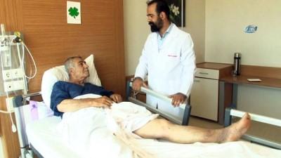 20 yıldır gezmediği doktor kalmadı, Elazığ'da sağlığına kavuştu