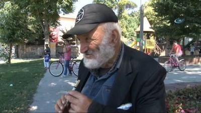 82 yaşındaki Nuri Amca'nın müzik tutkusu