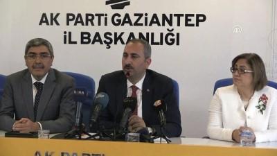 Adalat Bakanı Gül: 'Türkiye, terörle mücadeleyi etkin bir şekilde sürdürdü ve bundan sonra da sürdürmeye devam edecek' - GAZİANTEP