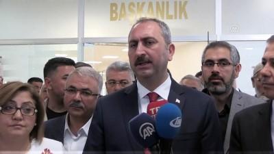 Adalet Bakanı Gül: '(FETÖ davaları) Yıl sonu itibariyle davaların nihayete ereceğini görüyoruz' - GAZİANTEP