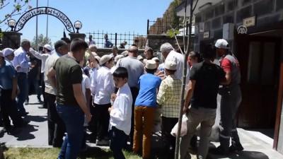 terorle mucadele - Ahmed-i Hani Türbesi'nde 'çorba' ikramı geleneği - AĞRI