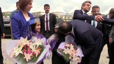 Bakan Dönmez, Ertuğrul Gazi Türbesi'ni ziyaret etti - BİLECİK