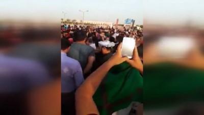- Basra'da Gösteriler Devam Ederken, Bağdat'ta Gösteri Hazırlığı