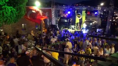 Bodrum'da '19.07 Dünya Fenerbahçeliler Günü' etkinliği - MUĞLA Video