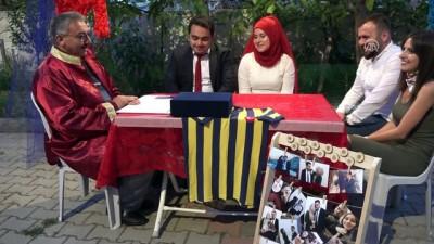 Fenerbahçeliler Günü'nde nikah masasına oturdular - KÜTAHYA Video
