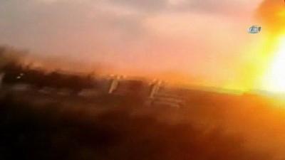 - İsrail'in Gazze şeridini bombalamaya başladığı öğrenildi