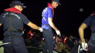 nani - İzmir'de 41 göçmen yakalandı