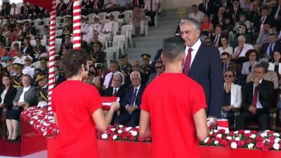 Kıbrıs Barış Harekatı'nın 44. yıl dönümü kutlanıyor - KKTC Cumhurbaşkanı Akıncı - LEFKOŞA