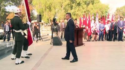 Kıbrıs Barış Harekatı'nın 44. yıl dönümü kutlanıyor - LEFKOŞA