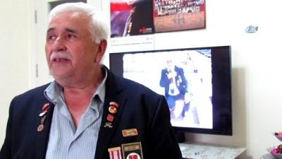 Kıbrıs Barış Harekatı tanığı gazi Hasan Tuna yaşadıklarını anlattı