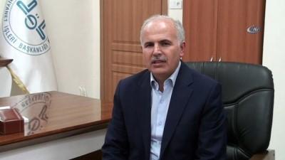 yurt disi -  Milletvekili İshak Gazel, Diyanet Vakfı'na 2 hisse kurban bağışında bulundu