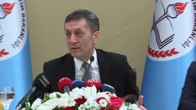 medya kuruluslari - Milli Eğitim Bakanı Selçuk: 'Biz sorumluluğumuzun farkındayız' - ANKARA