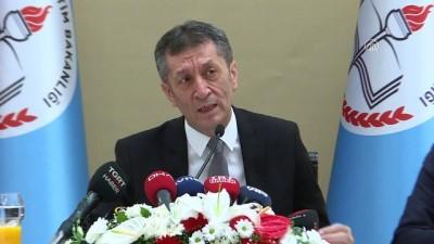 Milli Eğitim Bakanı Selçuk: 'Eğitim ihraç edilebilir ama ithal edilemez bir şeydir' - ANKARA
