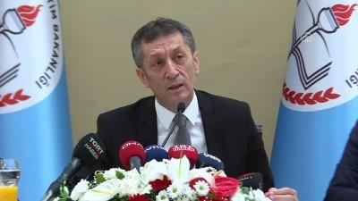 Milli Eğitim Bakanı Selçuk: 'En geç 2 ay içerisinde yaklaşık 3 yıllık bir program açıklayacağız' - ANKARA