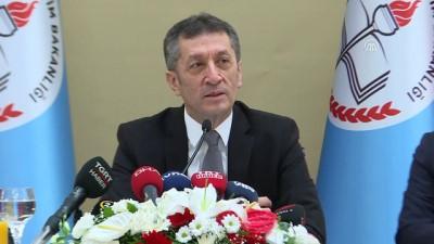 medya kuruluslari - Milli Eğitim Bakanı Selçuk: 'Zaman nitelik zamanı, şimdi nitelikle ilgilenmek durumdayız' - ANKARA