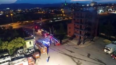 yurt disi - Özbek itfaiyeciler Türkiye'de eğitim aldı - KONYA