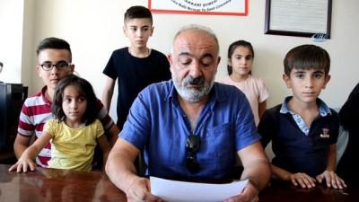 PKK'nın kaçırdığı sürücünün ailesi İHD'ye başvurdu