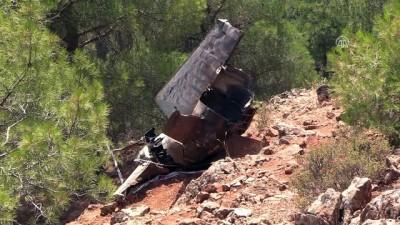 Roket parçası olduğu düşünülen enkaz bulunması - GAZİANTEP