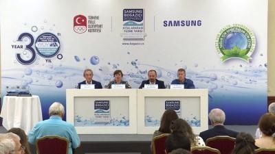 Samsung Boğaziçi Kıtalararası Yüzme Yarışı'na doğru - İSTANBUL