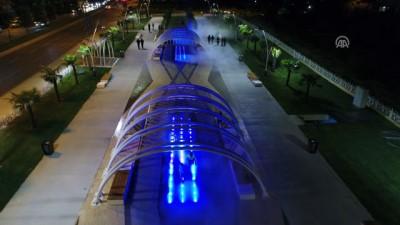 'Sis Parkı' açıldı - İSTANBUL
