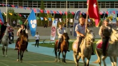 beraberlik - Türk Dünyası Ata Sporları Şenliği - BURSA