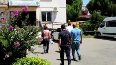 5 kişiyi öldüren zanlı adliyeye sevk edildi - AYDIN