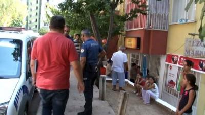 Antalya'da veresiye alkol vermeyen marketçi kadın bıçaklandı