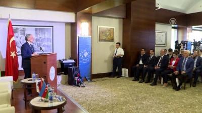 uluslararasi - Azerbaycan'da Uluslararası Medya Kurultayı - BAKÜ